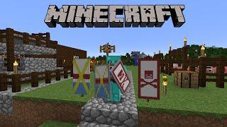 Minecraft 1.9: Nova forma de fazer escudos (snapshot 15w37a)