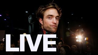 LIVE: 'High Life' Premiere With Robert Pattinson And Mia Goth