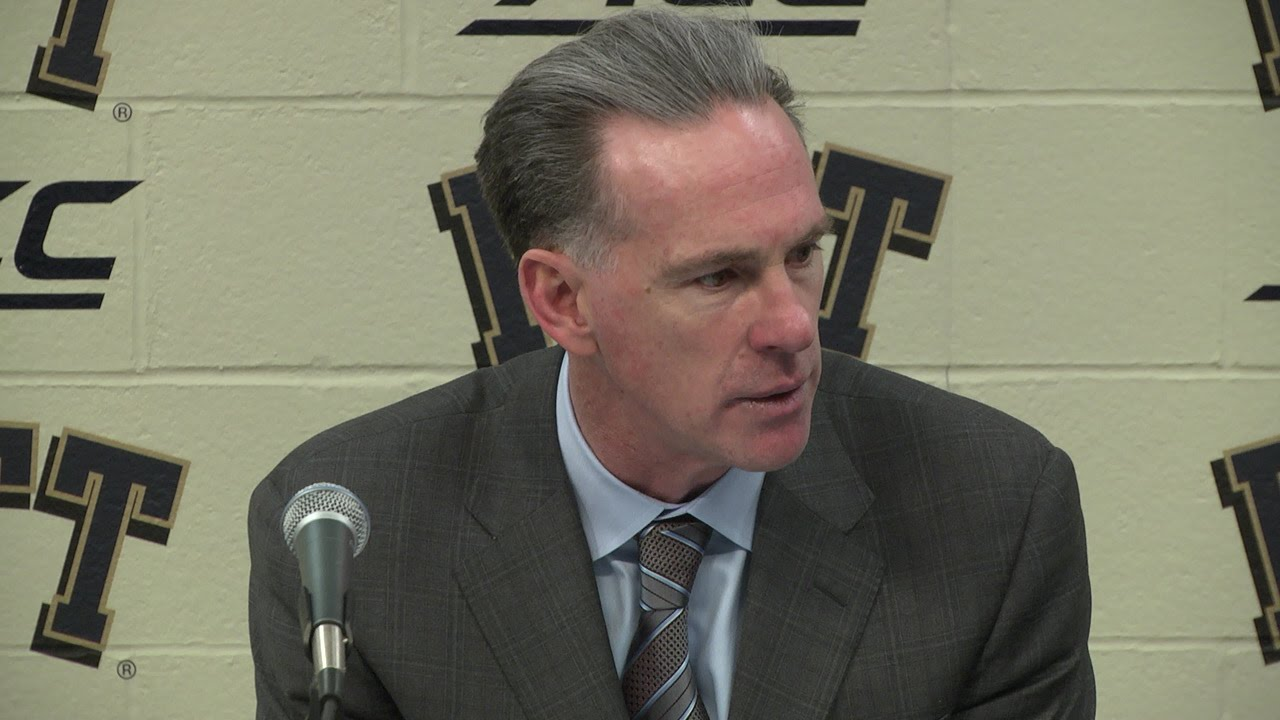 Men's Basketball | Jamie Dixon Press Conference vs Duke - YouTube
