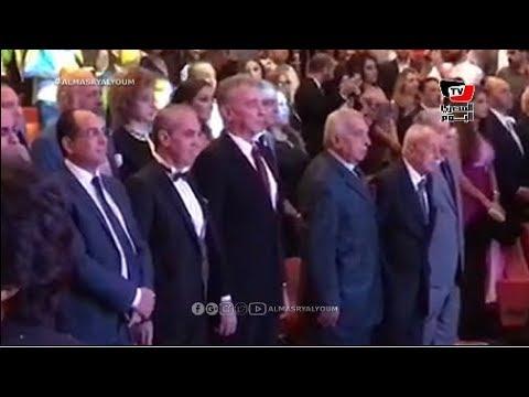محمود حميدة وفيفي عبده ووفاء عامر أبرز الحضور بختام «الإسكندرية» السينمائي