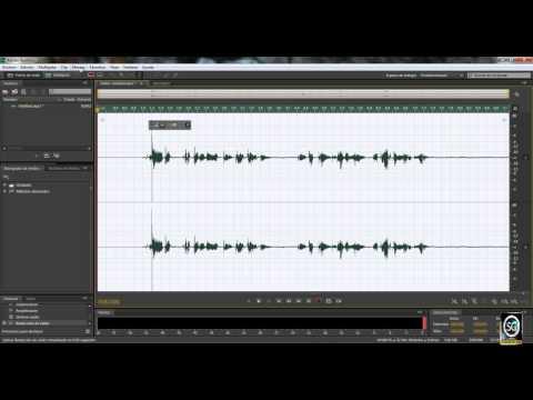 Tutorial Adobe Audition Cs6   Como Eliminar Ruido de un Audio DM PRODUCTION 2012