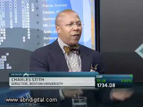 Africa and Globalization with Charles Stith