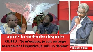 """KILIFEU : """"Je m'excuse, je suis un ange mais devant l'injustice je suis un démon"""""""