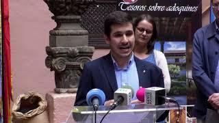 Presentación del Día de los Museos en La Orotava