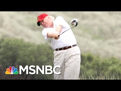 How President Donald Trump Gets Those Great Golf Scores | All In | MSNBC from YouTube · Duration:  2 minutes 44 seconds