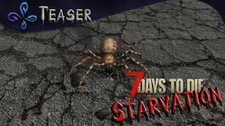 Indiana Lhynns - 7 Days to die Mod Starvation - Rediff de Live #01