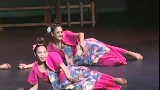 Samahan Filipino Folk Dance - Binasuan