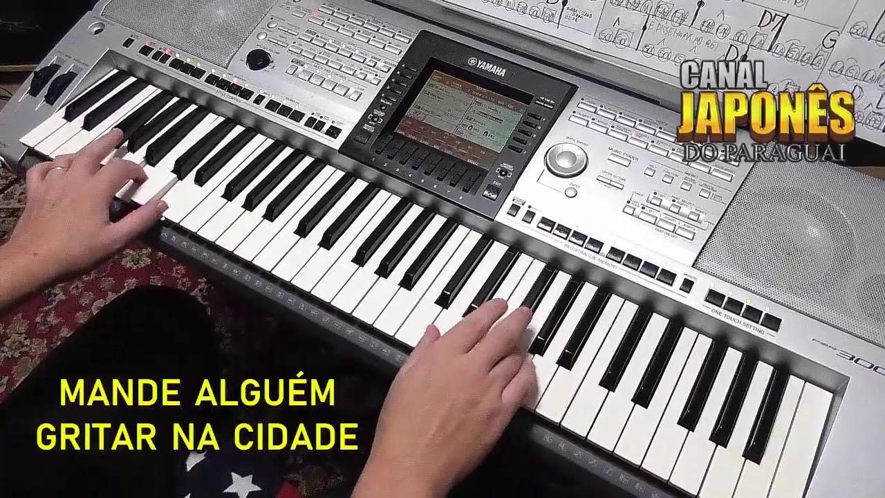 FICA NA PORTA MARDOQUEU - ELIÃ OLIVEIRA  ( COM LEGENDA )