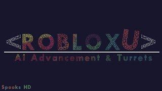 Blox Defense 3: AI Advancement & Turrets (ROBLOX U Tutorial)