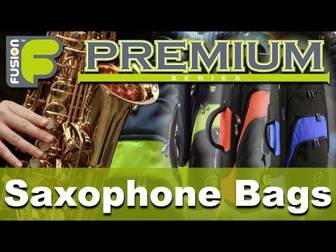 Premium Alto Saxophone Bag