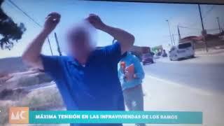 Gambar cover Agresión a un periodista de la 7 TV Región de Murcia