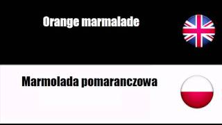 FROM POLISH TO ENGLISH = Marmolady