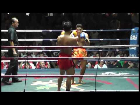 Muay Thai Extreme Fight in Thailand