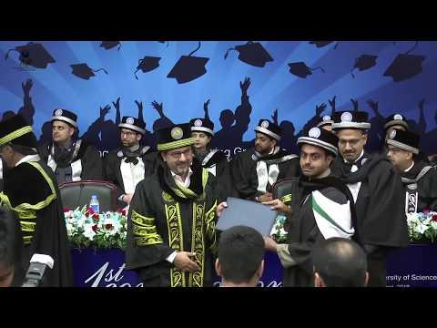 NUST holds first graduation ceremony of advanced energy engineering program