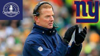 New York Giants Hire former Dallas Cowboys HC Jason Garrett to be OC | What offense will he run!?