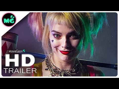 BIRDS OF PREY Trailer Teaser 2 (2020)