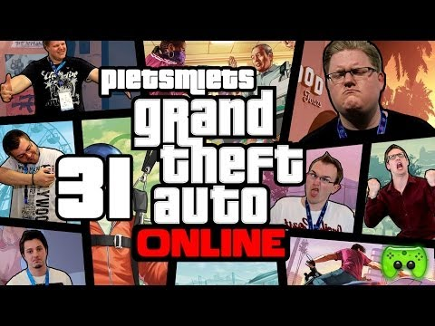 GTA ONLINE # 31 - Ganz großes Tennis «» Let's Play Grand The