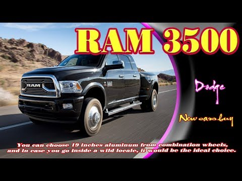 2020 dodge ram 3500 | 2020 dodge ram 3500 dually | 2020 dodge ram 3500 towing capacity