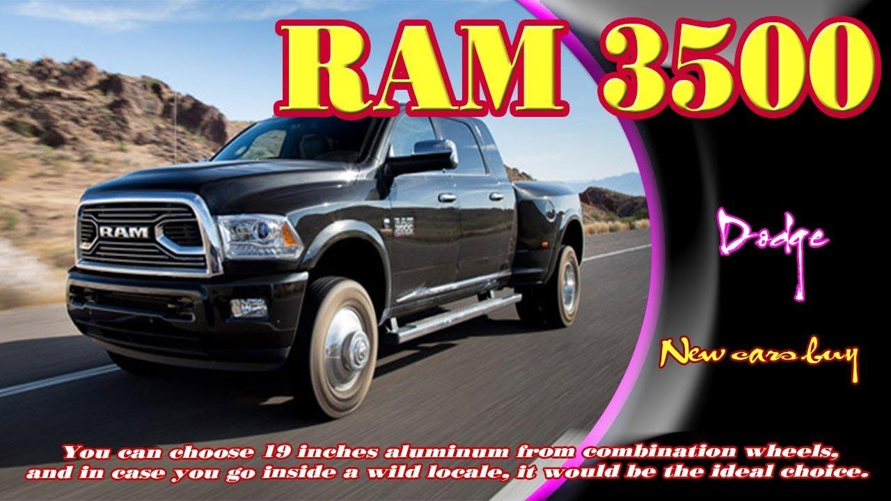 2020 dodge ram 3500