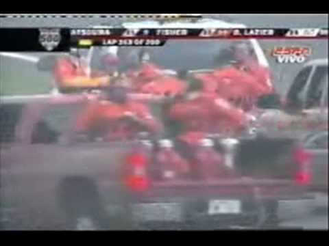 Indy Racing League (IndyCar Series) 2007 - Indianapolis 500 - Marco Andretti flip
