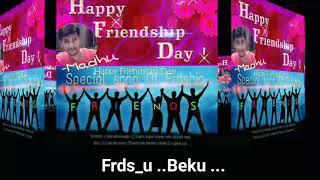 Annthamma Song Frdship Version By Kiccha Madhu