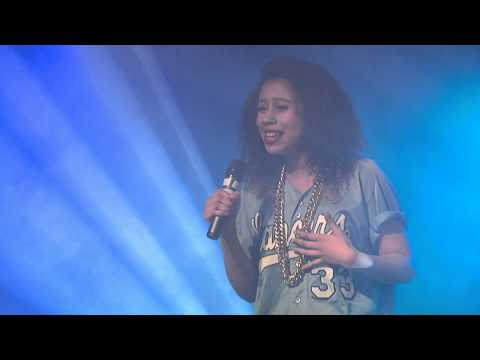 I'M GOING DOWN - Mary J Blige cover version performed at TeenStar