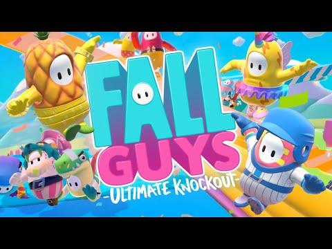 Fall Guys Gameplay Trailer