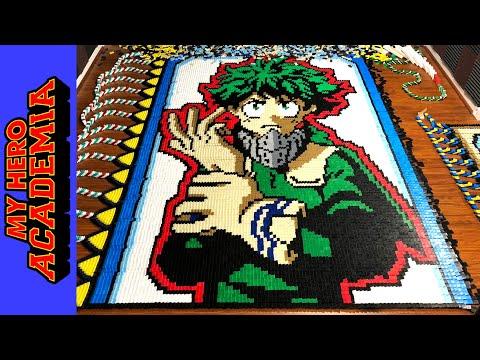 midoriya---my-hero-academia-(in-35,148-dominoes!)