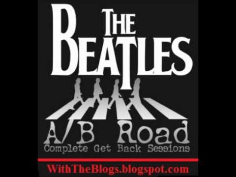 The Beatles - Across The Universe in a funky rhythm (Bootleg recording)