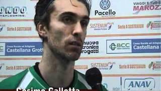 11-12-2011: Intervista a Cosimo Gallotta nel post NewMater-Atripalda