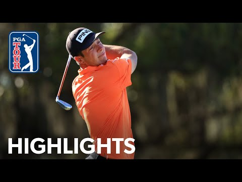 Viktor Hovland shoots 5-under 67 | Round 4 | WGC-Workday Championship | 2021