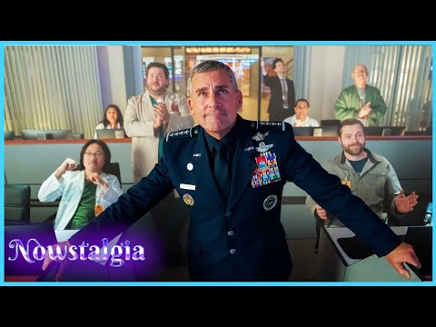 'Space Force' casts Steve Carell in a broad satire from YouTube · Duration:  2 minutes 54 seconds