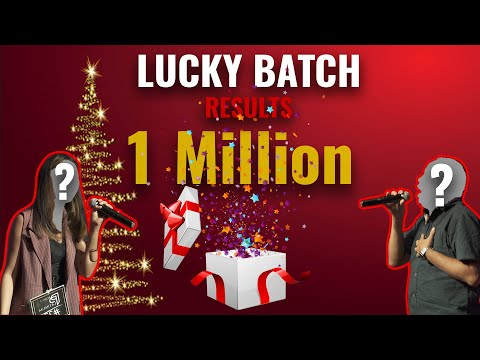 The New Fourteen Contestants To Grasp One Million Pesos | Project Platinum | Dec 12, 2020  Result