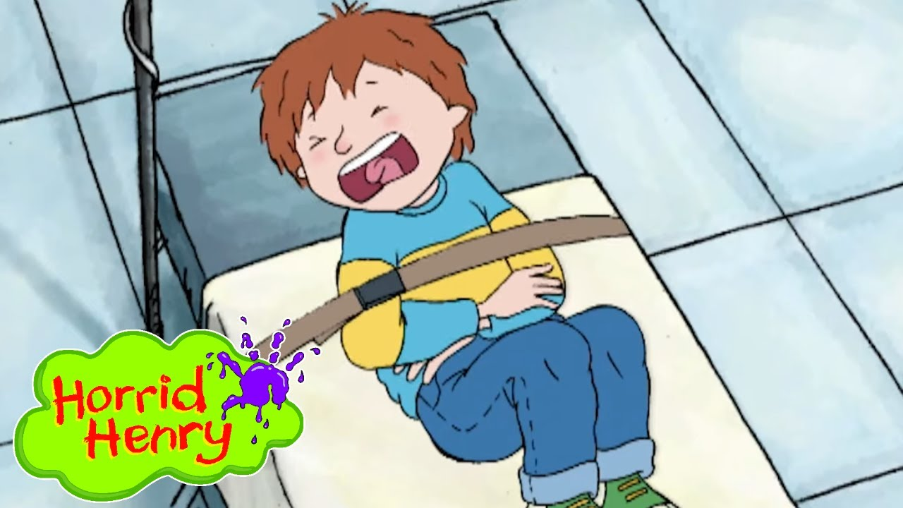 Download Moody Margaret Comes To Stay!   Horrid Henry   Cartoons for Children