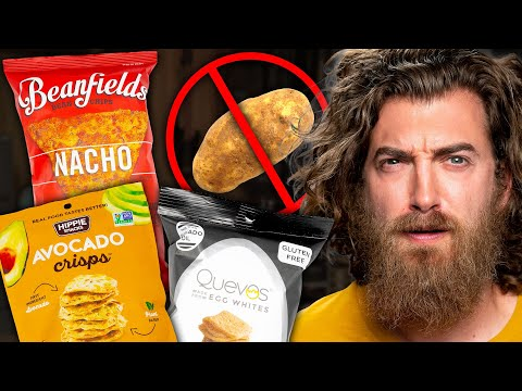 Alternative Potato Chip Taste Test
