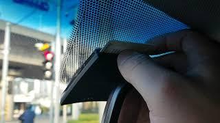 에어포인트 하이패스 AP350 작동영상 - 엑센트, 볼…