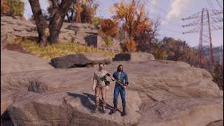 Fallout 76 Road to salvation Ep 2 (Morgantown, Exploring ,And stupid humor )