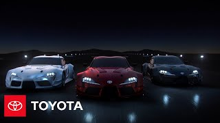 GR Supra Racing Concept Reveal (EU Version) | Toyota