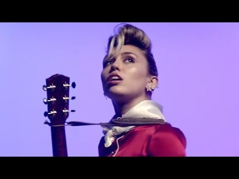 "Miley Cyrus DROPS Elvis-Inspired ""Younger Now"" Music Video & Album Details"