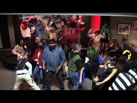 979 The Beats Harlem Shake THE DALLAS REMIX !!!