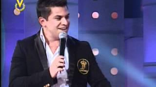 "Oscarcito canta a las 6 Miss Mundo Venezolanas ""Tu eres perfecta"""