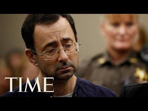 Gymnastics Doctor Larry Nassar Sentenced To 40 To 175 Years In Prison For Sexual Abuse | TIME