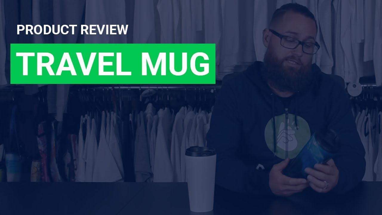 Printify Product Review: Travel Mug
