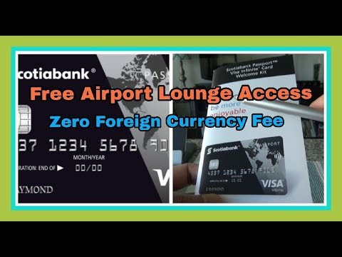 Non-Affiliated | Scotiabank Passport Visa Infinite Credit Card Unboxing & Review |