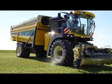 62- PRO DX - Ensileuse GILLES - MAN V12 1200 CV -