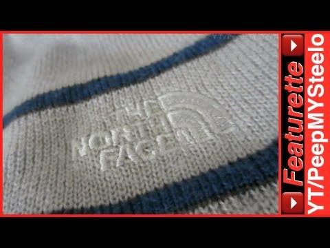 The North Face Beanie Winter Hats For Women & Men In Wool W/ Fleece Lined Logo Style Skull Cap