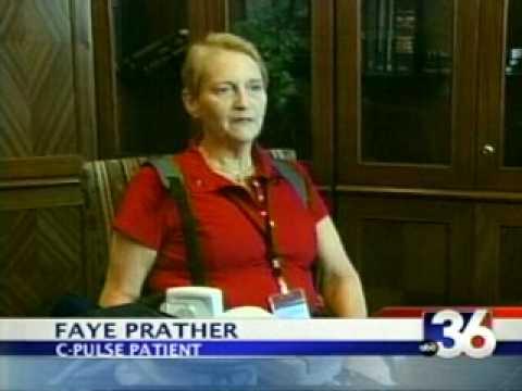 Sunshine Heart's C-Pulse Featured on WTVQ-TV