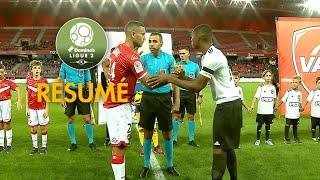 Valenciennes FC - Red Star  FC ( 4-1 ) - Résumé - (VAFC - RED) / 2018-19