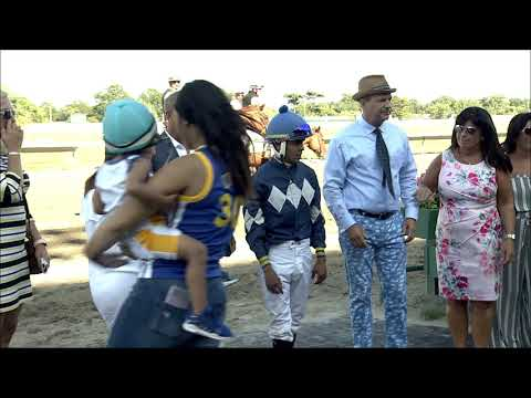 video thumbnail for MONMOUTH PARK 8-24-19 RACE 9