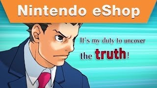 Nintendo eShop - Phoenix Wright: Ace Attorney Trilogy for Nintendo 3DS